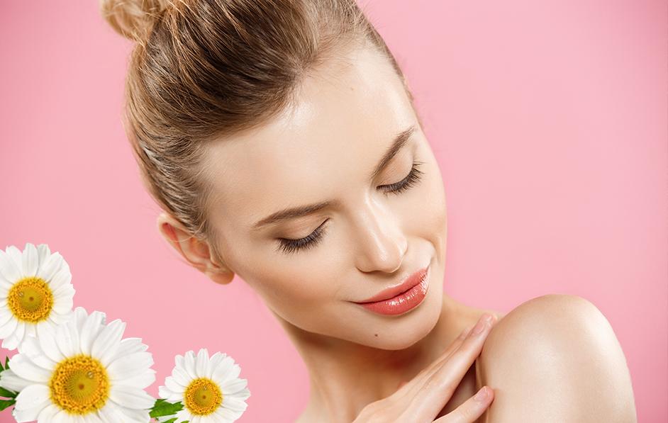 Az 5 legjobb gyógynövény problémás bőrre