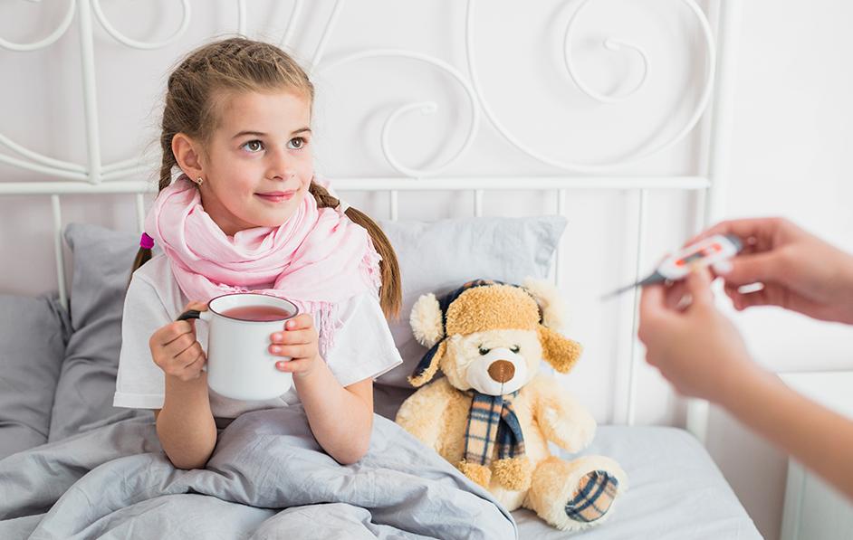 Óvodás korú gyermekem állandóan beteg
