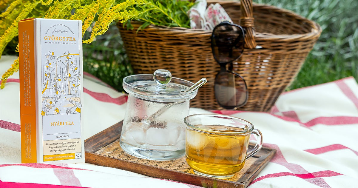 Nyári tea