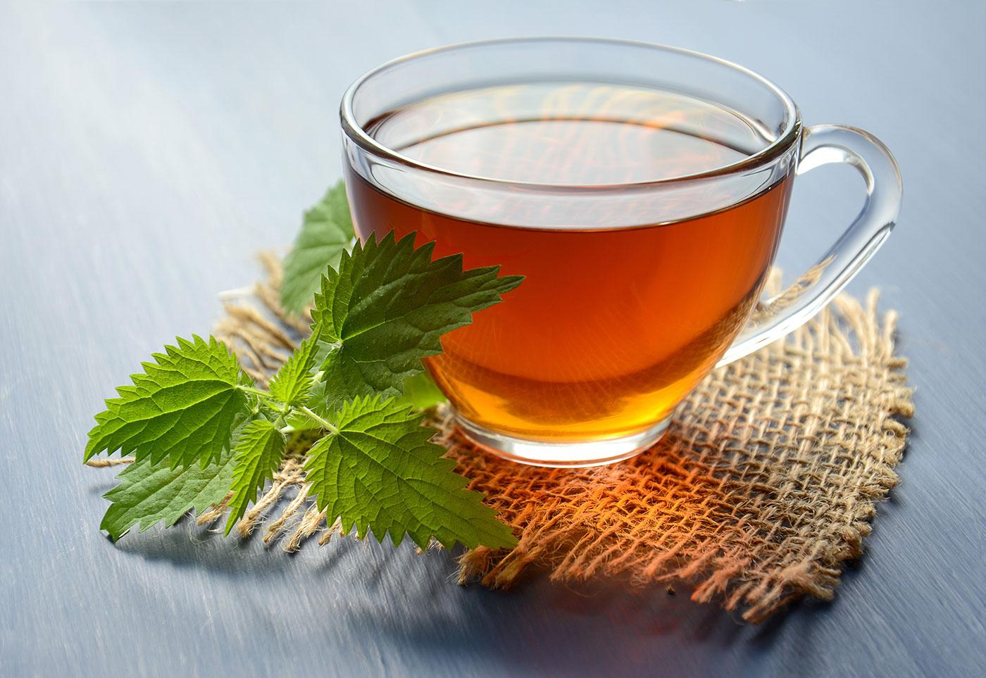 Gőzőlgő tea