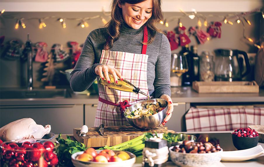Karácsony egészségesen