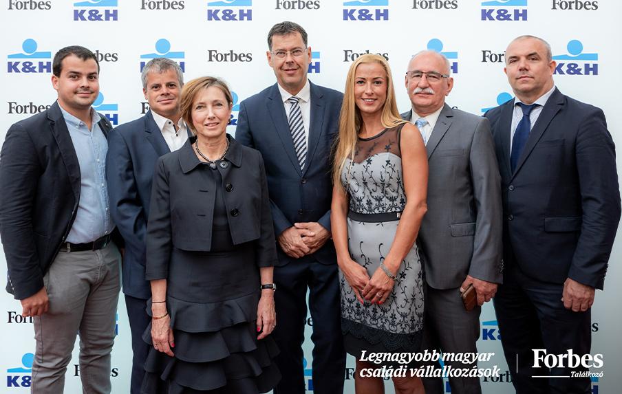 K&H kitűntetés